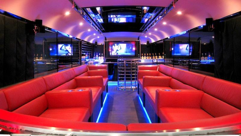 Party Buses Nashville